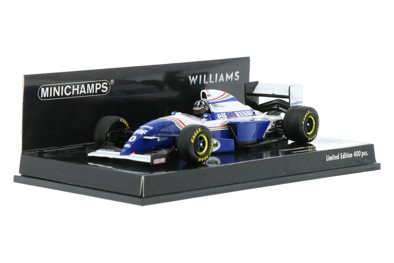Williams F1 FW16B - Modelauto schaal 1:43