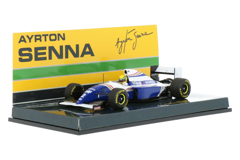 Williams F1 FW16 - Modelauto schaal 1:43