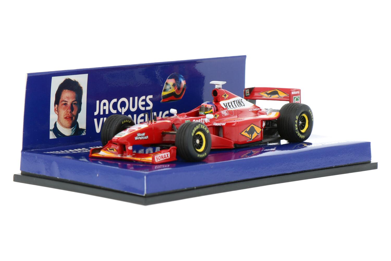 Williams F1 FW20 Mecachrome - Modelauto schaal 1:43