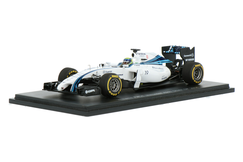 Williams F1 FW36 - Modelauto schaal 1:43
