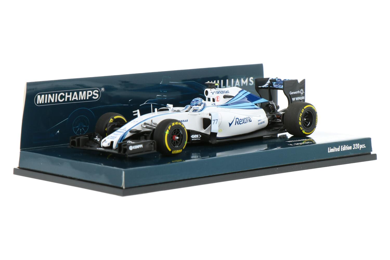 Williams F1 FW37 - Modelauto schaal 1:43