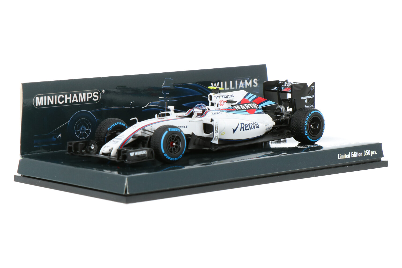 Williams F1 FW38 - Modelauto schaal 1:43