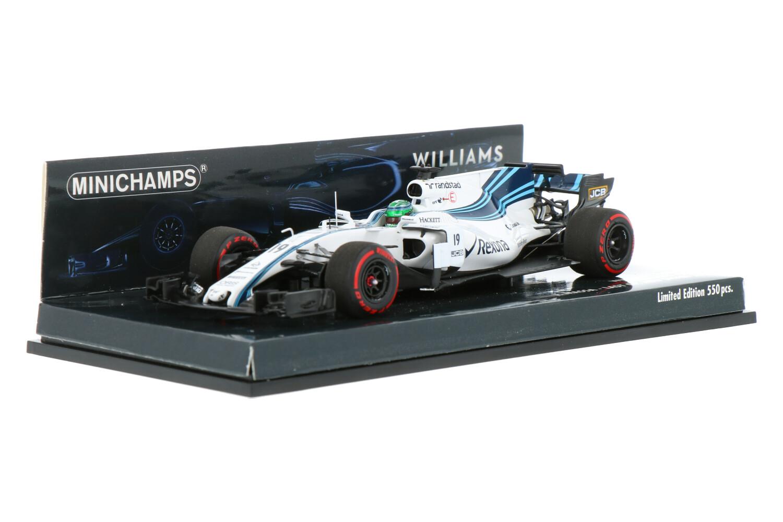 Williams F1 FW40 - Modelauto schaal 1:43