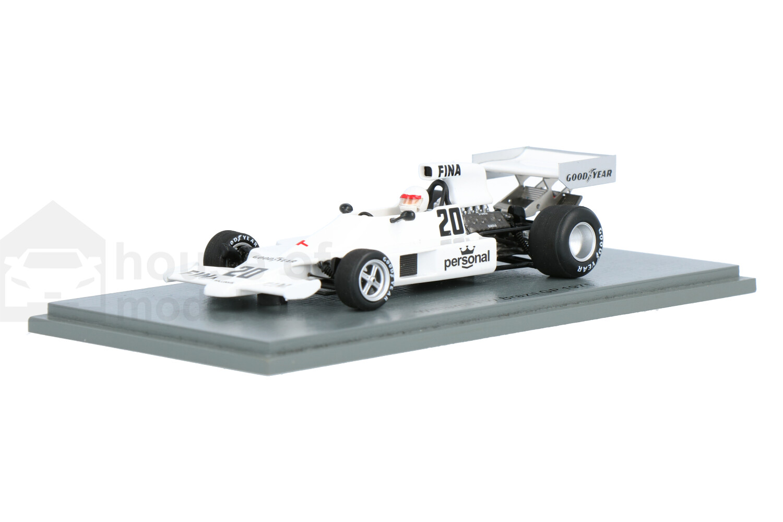 Williams F1 FW04 - Modelauto schaal 1:43