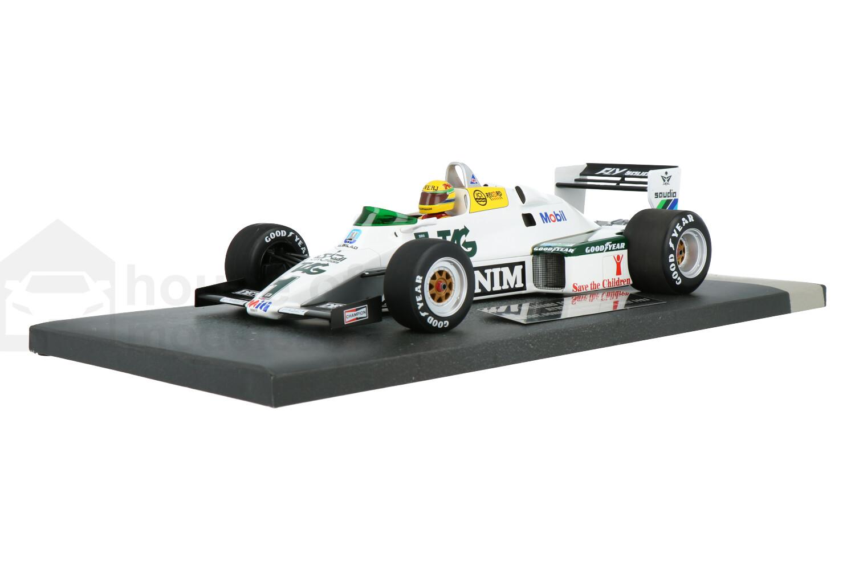 Williams F1 FW08C Ford - Modelauto schaal 1:18