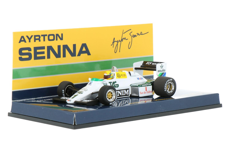 Williams F1 FW08C - Modelauto schaal 1:43