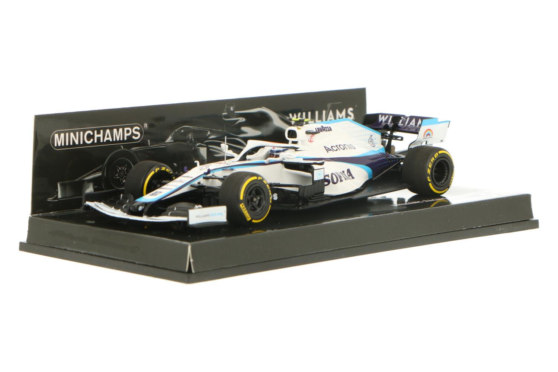 Williams F1 FW43 - Modelauto schaal 1:43