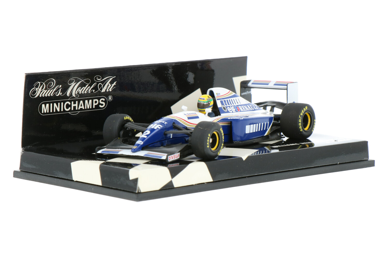 Williams F1 FW17 - Modelauto schaal 1:43