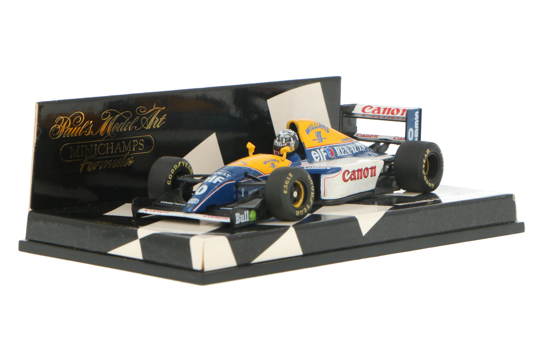 Williams F1 Renault FW15 - Modelauto schaal 1:43