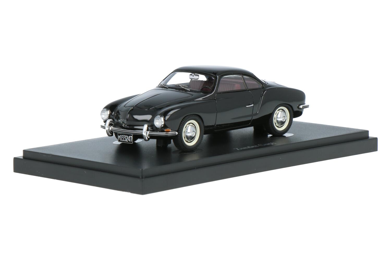 Zunder 1500 Cupé Porsche - Modelauto schaal 1:43